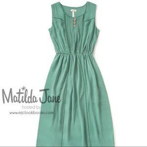 Women's Matilda Jane in the Valley Dress  SZ L NWT